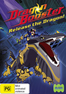 Dragon Booster: DVD Cover