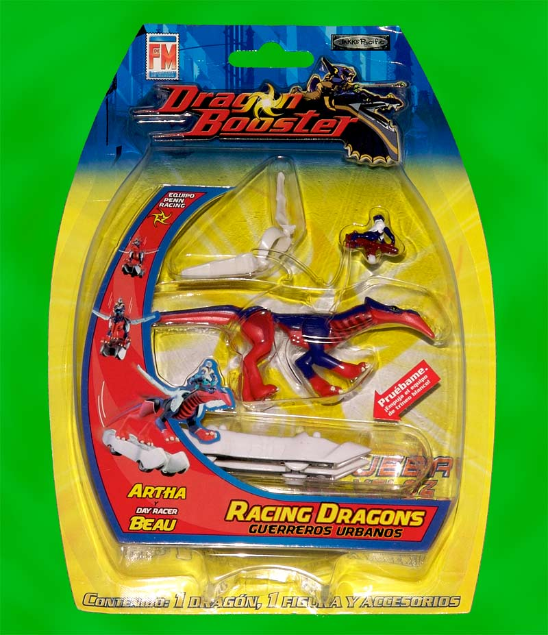 Dragon Booster: Day Racer Beau