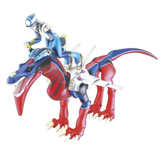 Dragon  Booster: Beau/Artha Action Figure