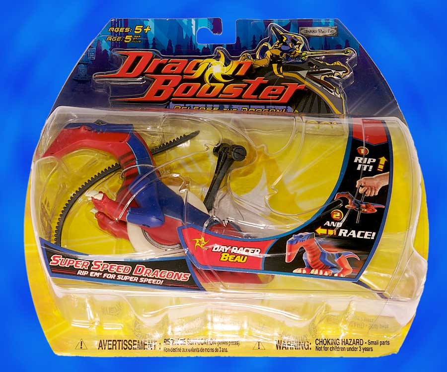 Dragon Booster: Super Speed Day Racer Dragon Beau