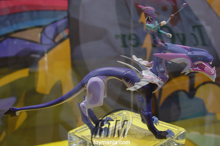 Dragon Booster: Decepshun and Moordryd Action Figure